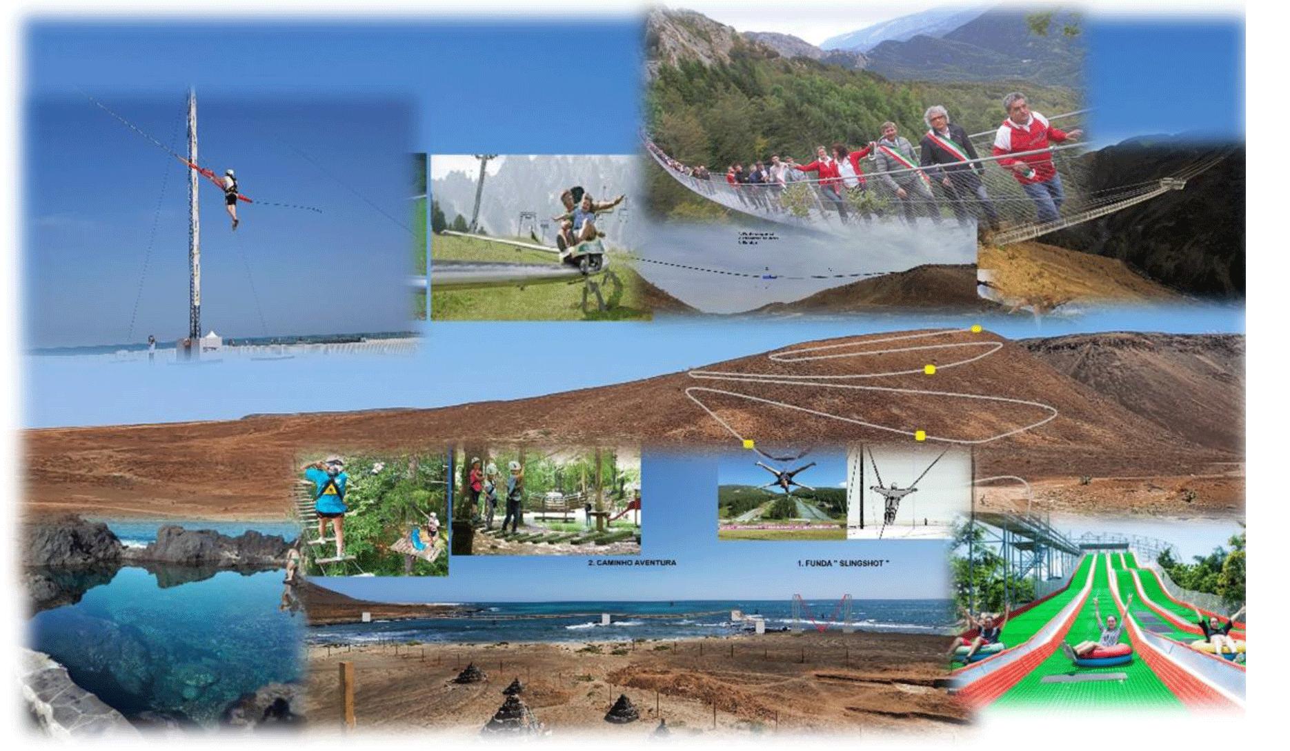 Estudo de Impacte Ambiental - Zipline Recreativo Fase II